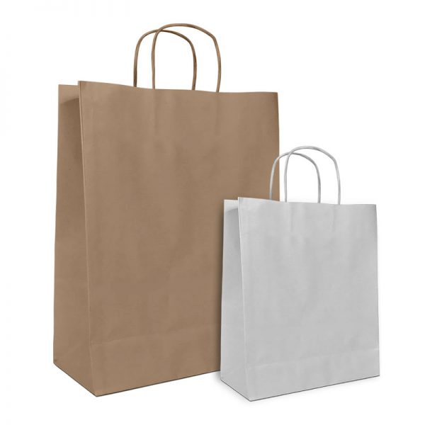 346b4ec5d Bolsas de papel lisas ⋆ Star Bags