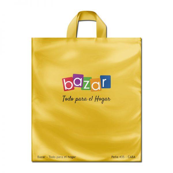 c336a13cd Bolsa plástica plana manija flex ⋆ Star Bags