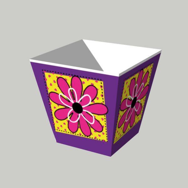 Caja Minicups motivos surtidos