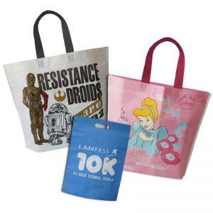 Categoría bolsas de friselina personalizadas