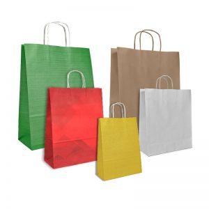 Categoría bolsas de Papel estándar