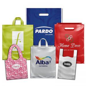 Categoría bolsas Plásticas Personalizadas