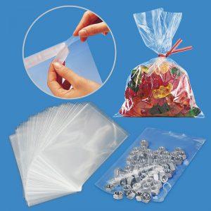 Categoría Bolsas y Sobres plásticos Cristal