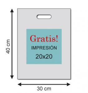 Promo impresión gratis
